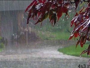 پیش بینی رگبار ۴ روزه باران در برخی استانها/ شمال شرق ۸ درجه گرم میشود سایت 4s3.ir