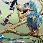چرا پای پرندگان صاف نیست؟ سایت 4s3.ir