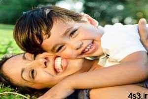 چگونه مادری تمام وقت باشیم؟ سایت 4s3.ir