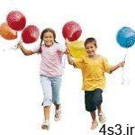 چگونه کودکمان را فعالتر  نگهداریم سایت 4s3.ir