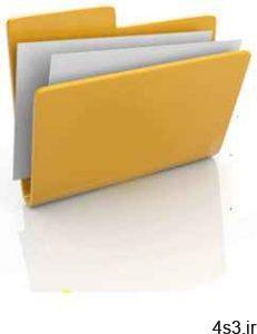 ترفندهای کامپیوتری : کپی لیست فایلهای موجود در یک پوشه با راستکلیک بر روی آن سایت 4s3.ir