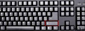 ترفندهای کامپیوتری : کیبرد کامپیوترتان را بدون دخالت هیچ نرم افزاری قفل کنید ! سایت 4s3.ir