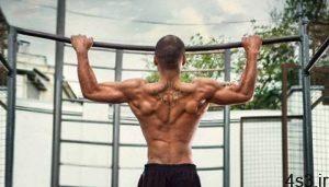 آموزش انواع بارفیکس و تاثیر هریک از آنها بر عضلات سایت 4s3.ir
