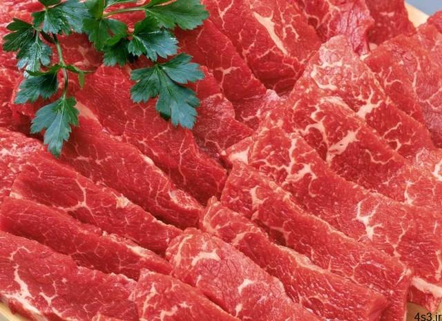 ارتباط مصرف زیاد گوشت باقاعدگی زودهنگام سایت 4s3.ir