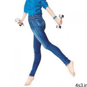 بدون ورزش کردن پاهایتان را لاغرتر کنید! سایت 4s3.ir
