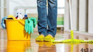 برنامه ریزی تمیز نگه داشتن خانه در طول سال سایت 4s3.ir