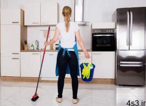 برنامه نظافت سریع و آسان درآشپزخانه سایت 4s3.ir