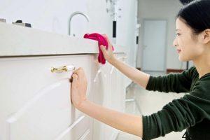ترفندهایی برای تمیز کردن سریع آشپزخانه سایت 4s3.ir