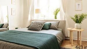 ترفندهایی برای خانه تکانی اتاق خواب سایت 4s3.ir