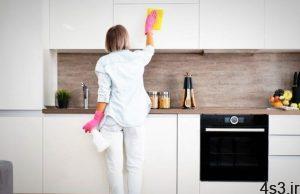 6 توصيه براي نظم دادن به کابينتهاي آشپزخانه سایت 4s3.ir