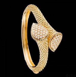 جدیدترین مدل دستبندهای طلا سایت 4s3.ir