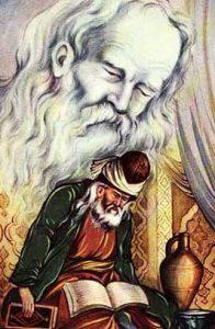 حکایتی از مولانا و شمس سایت 4s3.ir