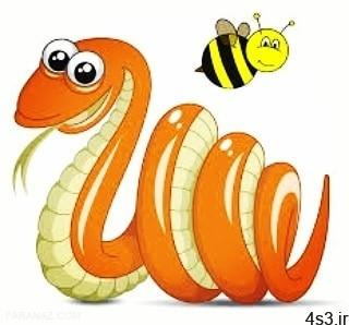 حکایت «نیش مار و زنبور» سایت 4s3.ir