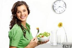 خوردن سبزیجات و گوشت دردوران بارداری سایت 4s3.ir