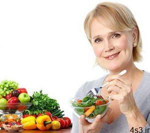 خوش خلقی زنان یائسه با تغذیه سایت 4s3.ir