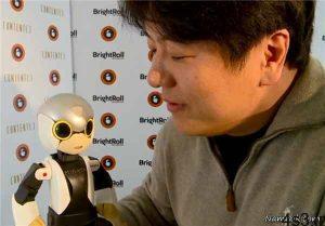 اولین ربات انسان نمای فضانورد در ژاپن + تصاویر سایت 4s3.ir