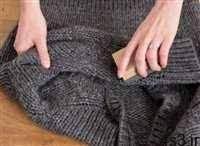 روشی ساده جهت از بین بردن پرزهای لباس بافت سایت 4s3.ir