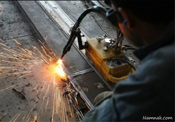 ساخت قدرتمندترین آلیاژ فلزی جهان در آمریکا سایت 4s3.ir