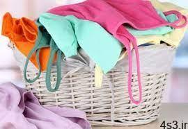 شیوه های تمیز کردن انواع پوشاک سایت 4s3.ir