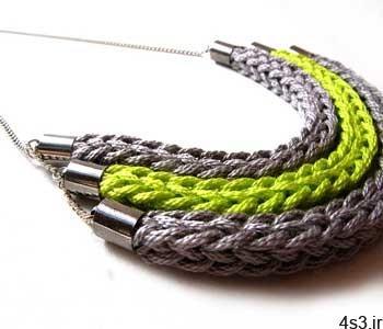 گردنبندهای جدید برای ست کردن - طراحی گردنبندهای جدید برای ست کردن
