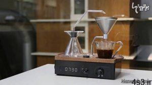 قهوه سازی که از خواب بیدارتان می کند! + تصاویر سایت 4s3.ir