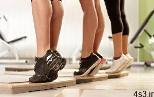 لاغر کردن پا با ورزش و تغذیه سایت 4s3.ir