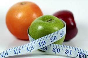 10 ماده غذایی موثر در کاهش وزن سایت 4s3.ir