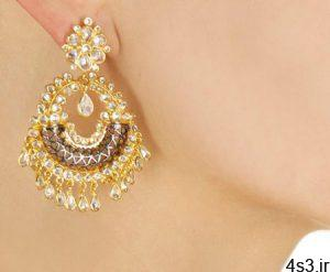مدل گوشواره از برندهای هندی سایت 4s3.ir
