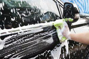 نحوه شستن خودرو با کمترین میزان آب سایت 4s3.ir