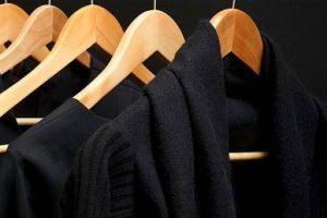 نکاتی برای شستن و نگهداری لباس های مشکی سایت 4s3.ir