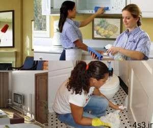 چطور خانه را تمیز نگه داریم؟