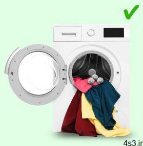 چگونه شلوار جین را با ماشین لباسشویی بشوییم؟ سایت 4s3.ir