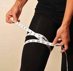 چگونه چاقی ران را از بین ببریم؟ سایت 4s3.ir