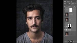 دانلود آموزش اضافه کردن سبک به پرتره استودیویی - Lynda Photoshop: Adding Style To A Studio Portrait سایت 4s3.ir