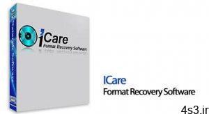 دانلود iCare Format Recovery Software v6.2 - نرم افزار بازیابی فایل ها از هارد دریو فرمت شده سایت 4s3.ir