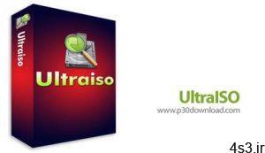 دانلود UltraISO Premium Edition v9.7.5.3716 DC 19.12.2020 - نرم افزار ساخت و ویرایش فایل های ایمیج سایت 4s3.ir