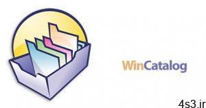 دانلود WinCatalog v2020.2.8.1219 - نرم افزار تهیه لیست از محتویات سی دی ها و دی وی دی ها و جستجو در آن ها سایت 4s3.ir