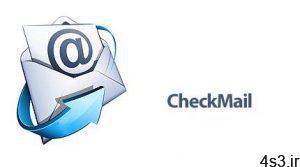 دانلود CheckMail v5.21.8 - نرم افزار بررسی ایمیل ها سایت 4s3.ir