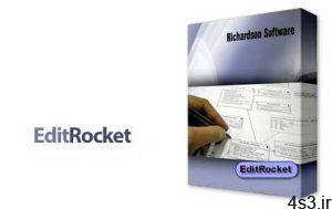 دانلود EditRocket v4.5.10 x86/x64 - نرم افزار قدرتمند ویرایشگر متن و سورس کد و کد نویسی سایت 4s3.ir