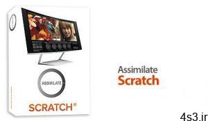 دانلود Assimilate Scratch v9.3 Build 1049 x64 - نرم افزار تصحیح رنگ فایل های ویدئویی سایت 4s3.ir