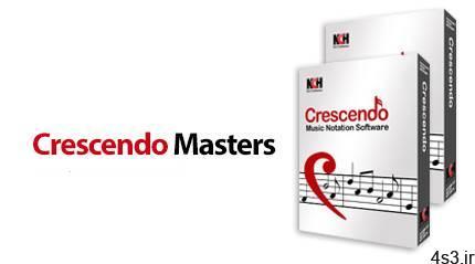 1485935187 crescendomasters - دانلود NCH Crescendo Masters Music Notation v5.58 - نرم افزار مدیریت و نوشتن نت های موسیقی