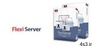 دانلود FlexiServer v5.10 - نرم افزار مدیریت کارکنان و کنترل زمان استفاده آن ها از کامپیوتر سایت 4s3.ir