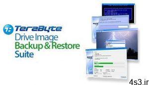 دانلود TeraByte Drive Image Backup & Restore Suite v3.42 + WinPE and WinRE Boot Images- مجموعه نرم افزار های تهیه نسخه پشتیبان و بازیابی سیستم سایت 4s3.ir