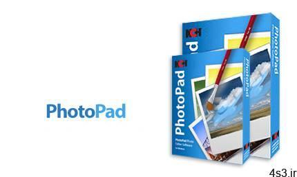 دانلود NCH PhotoPad Image Editor Professional v6.74 - نرم افزار ویرایش عکس سایت 4s3.ir