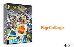 دانلود FigrCollage Professional Edition v3.1.1.0 - نرم افزار ساخت تصاویر کلاژ به فرم های مختلف متنی، شکلی و عددی سایت 4s3.ir