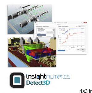 دانلود Insight Numerics Detect3D v2.52 x64 + v2.28 - نرم افزار نقشه برداری سه بعدی در پروژه های انتقال گاز سایت 4s3.ir
