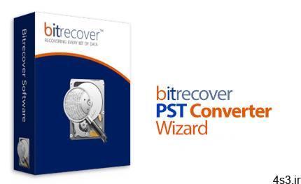 دانلود BitRecover PST Converter Wizard v11.8 - نرم افزار تبدیل فایل های Outlook PST به فرمت های دیگر سایت 4s3.ir