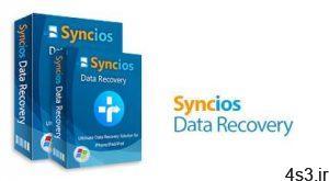 دانلود Anvsoft SynciOS Data Recovery v3.1.1 - نرم افزار بازیابی داده های حذف شده از انواع دستگاه های آی او اس سایت 4s3.ir