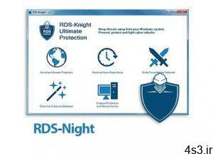 دانلود RDS-Night v5.2.11.16 Ultimate Protection - نرم افزار حفظ امنیت سیستم در اتصالات ریموت دسکتاپ سایت 4s3.ir