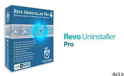 دانلود Revo Uninstaller Pro v4.4 – نرم افزار حذف کامل برنامه ها از روی کامپیوتر